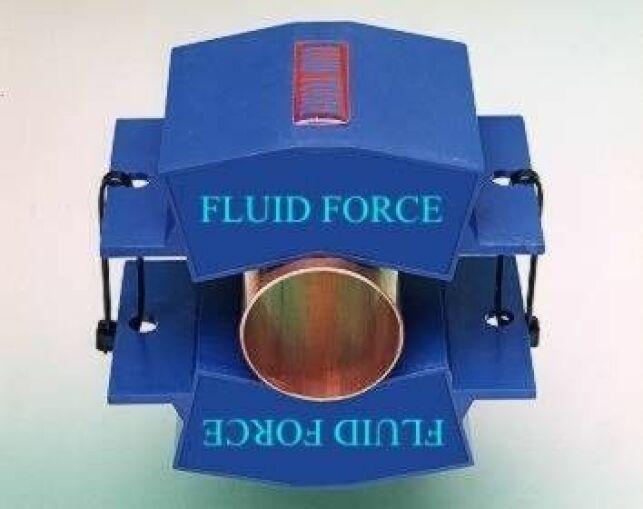 Fluid Force pour piscines privées