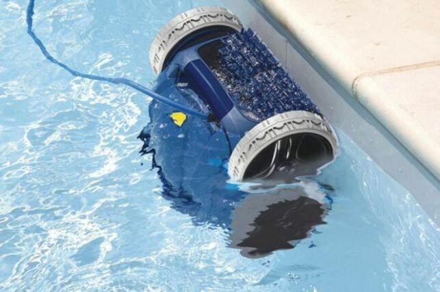 Le fonctionnement d'un robot de piscine est assez simple.