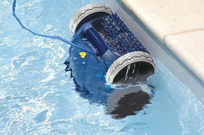 le fonctionnement d 39 un robot de piscine. Black Bedroom Furniture Sets. Home Design Ideas