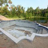 Dossier le terrain de votre piscine for Construction piscine terrain agricole