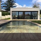 Fond mobile Pooldeck Azenco