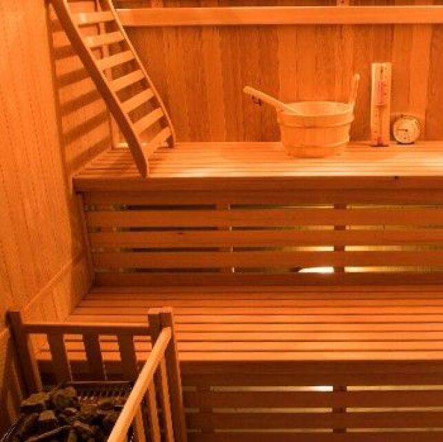 Un mini sauna parfait pour les petits budgets et espaces restreints