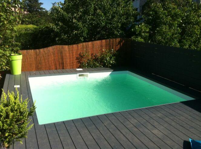 Gamme de petites piscines : mini piscine, maxi plaisir