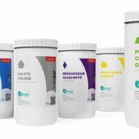Produits d'entretien pour piscine - Gamme iopool Oxy+