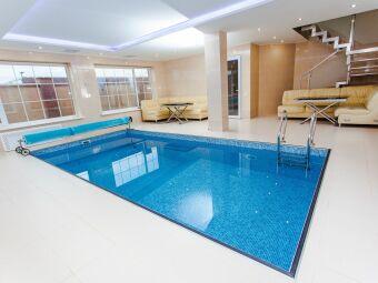 GECO propose une gamme de déshumidificateurs gainables double flux pour piscine intérieure