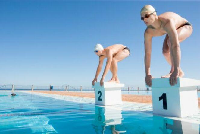 """Gérer son stress avant une épreuve de natation<span class=""""normal italic petit"""">© Thinkstock</span>"""