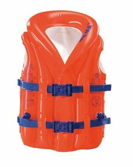 Gilet de natation gonflable