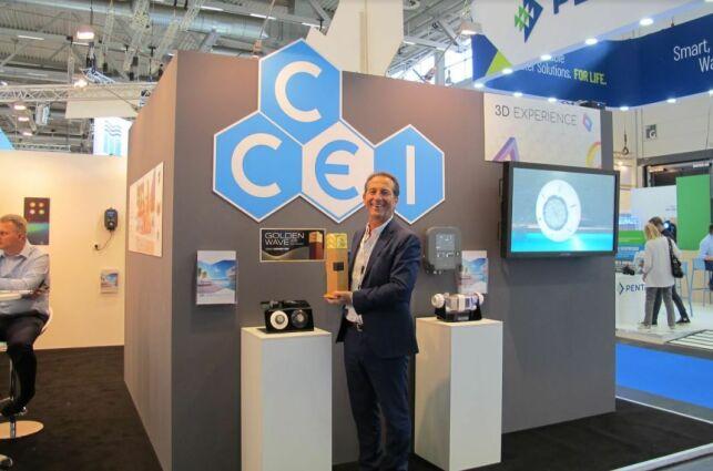 Golden Wave Award 2019, remporté par CCEI