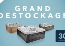 Grand déstockage Sundance Spas
