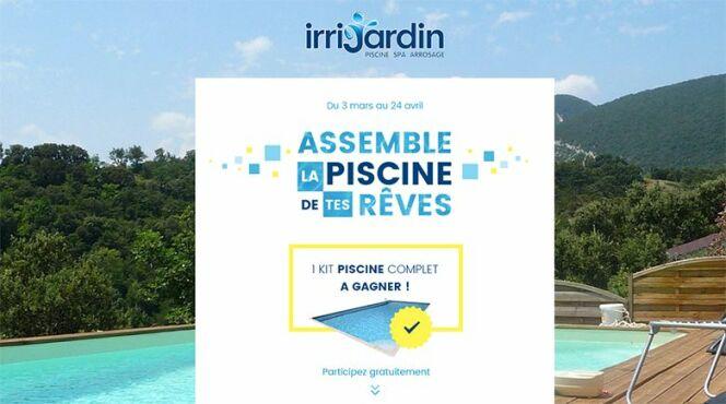 Grand jeu Irrijardin