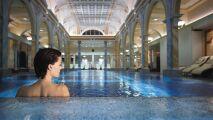 Un complexe hôtelier luxueux : Grand Resort Bad Ragaz en Suisse