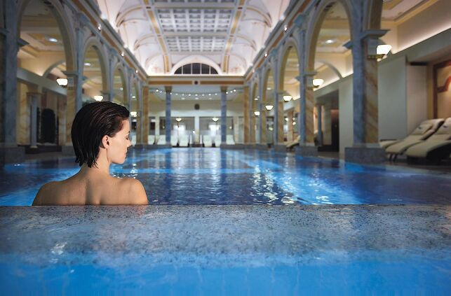 Grand Resort Bad Ragaz en Suisse
