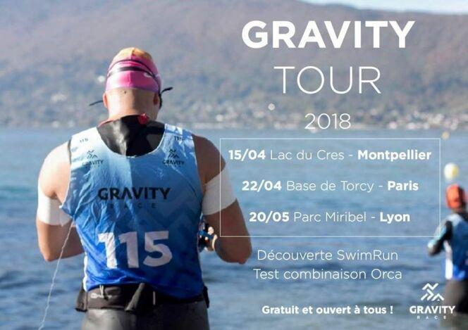 Gravity Tour : découvrez le Swiwmrun