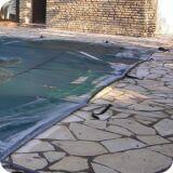 Couverture d'hivernage piscine Grillcover Albon
