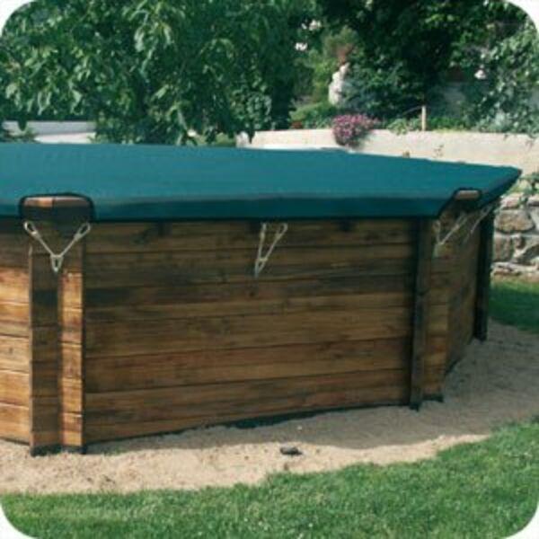 couverture filet d hivernage et de s curit piscine grille wood albon. Black Bedroom Furniture Sets. Home Design Ideas