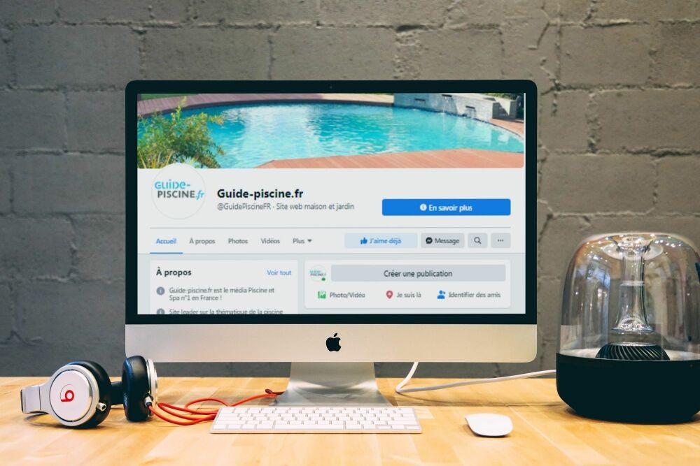 Guide-Piscine.fr : 1er média Piscine sur les réseaux sociauxDR
