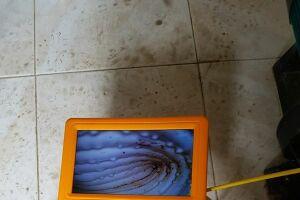 inspection canalisation avec camera endoscopique