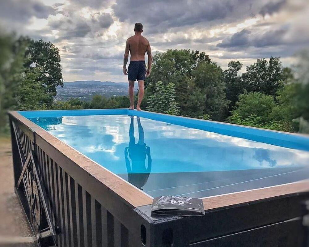 H2O Lounge : louez une piscine pour vos événements © H2O Lounge
