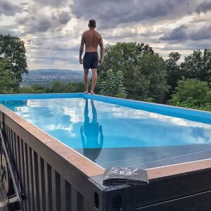 H2O Lounge : louez une piscine pour vos événements