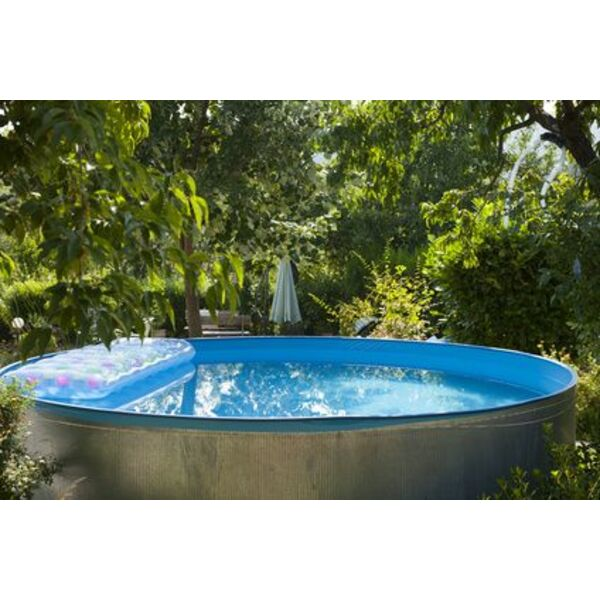 habillage d une piscine tubulaire. Black Bedroom Furniture Sets. Home Design Ideas