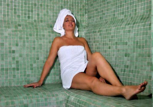 Le hammam est un rituel bien-être particulièrement bénéfique pour la peau.