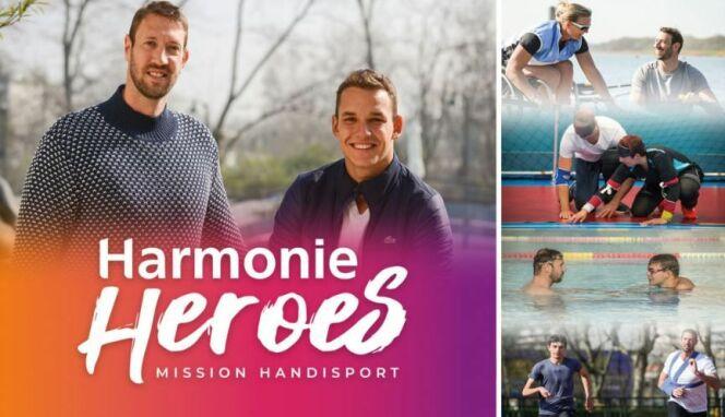 Harmonie Heroes : une websérie pour sensibiliser au handisport