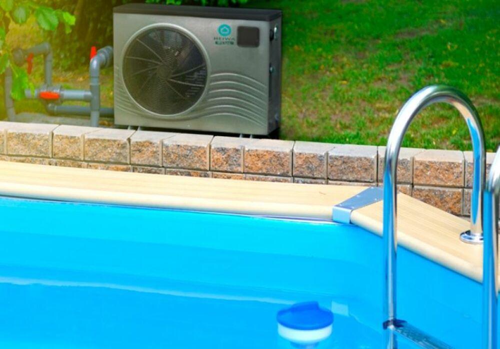 Heiwa : des pompes à chaleur piscine éco-responsables© Heiwa
