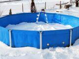 L'hivernage d'une piscine tubulaire