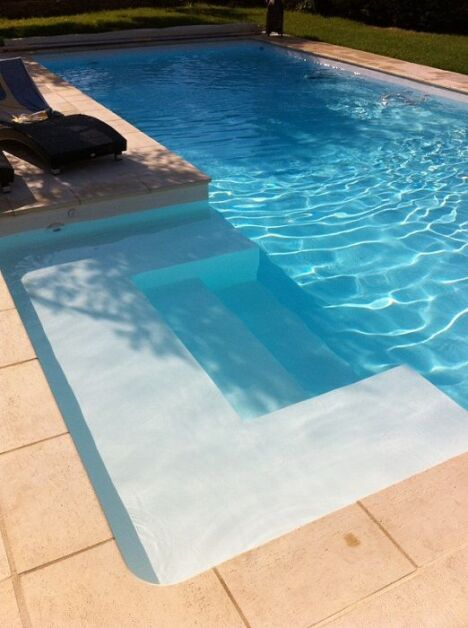"""Home Pool (Piscines Magiline) à Léguevin<span class=""""normal italic petit"""">© Home Pool (Piscines Magiline) à Léguevin</span>"""
