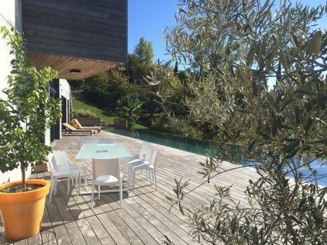 Home Pool (Piscines Magiline) à Léguevin