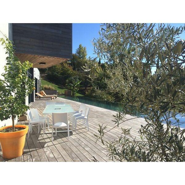 Home pool piscines magiline l guevin pisciniste for Piscine haute garonne