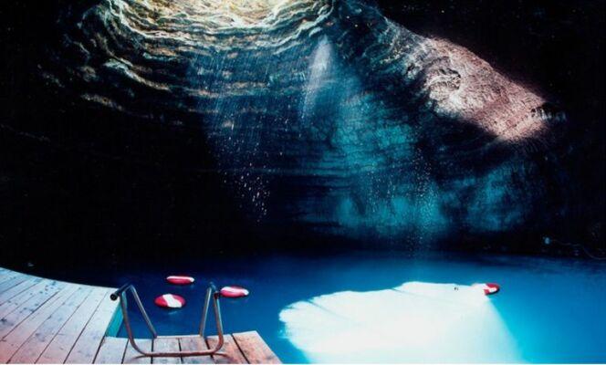 Homestead Crater : une piscine naturelle impressionnante