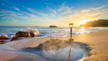 Hot Water Beach : votre spa privatif sur la plage