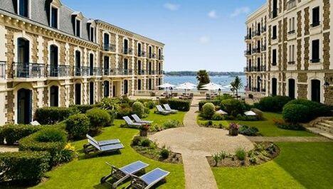 Hôtel Barrière à Dinard