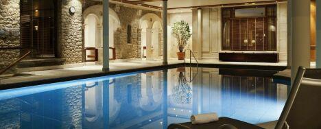 """Hôtel Barrière à La Baule<span class=""""normal italic petit"""">© Groupe Barrière</span>"""