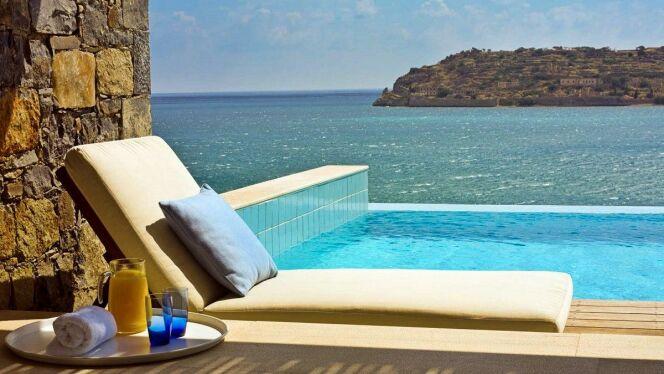 Hôtel Elounda Peninsula All Suites, en Crète