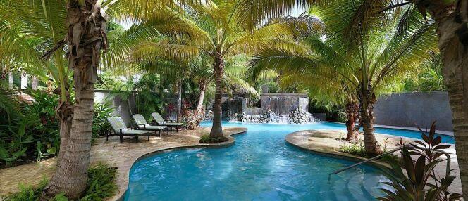 Hôtel Half Moon Resort, en Jamaïque