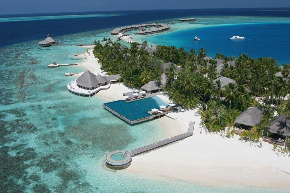 Hôtel Huvafen Fushi : le luxe dans un endroit paradisiaque© huvafenfushimaldives.org