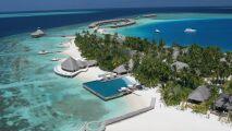 Huvafen Fushi : hôtel de luxe et spa sous-marin aux Maldives
