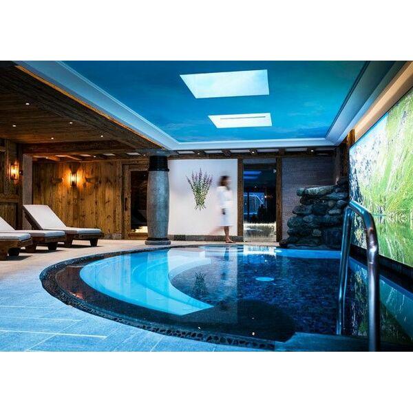 10 h tels avec spa de montagne et station de ski. Black Bedroom Furniture Sets. Home Design Ideas