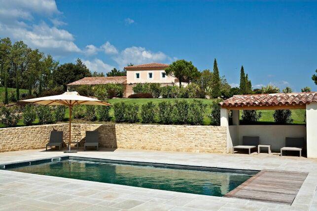 Hôtel la Coquillade, en Provence