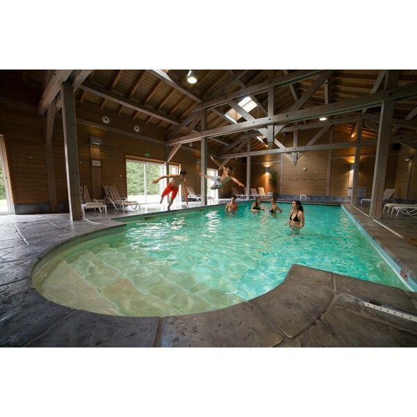 10 h tels avec spa de montagne et station de ski for Hotel gerardmer avec piscine