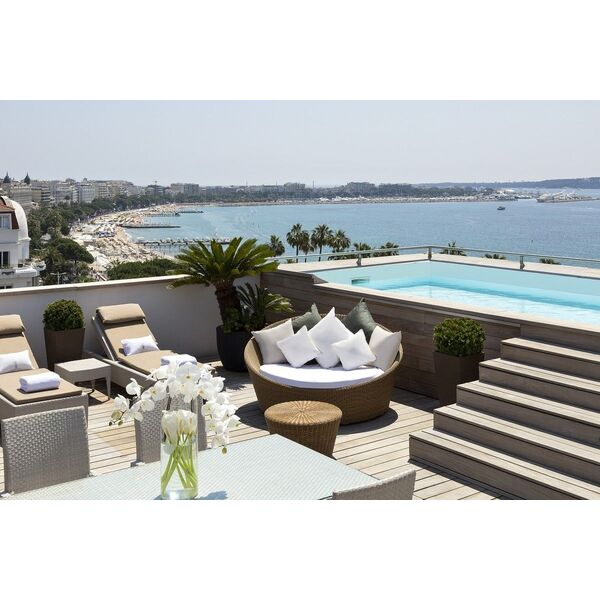 Restaurant Chateau Cannes