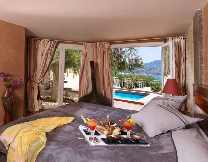 Hôtel Marinca en Corse