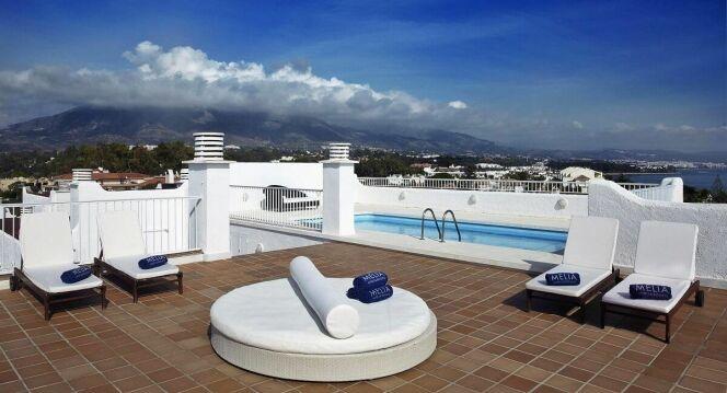 Hôtel Melia Marbella Banus, à Cannes
