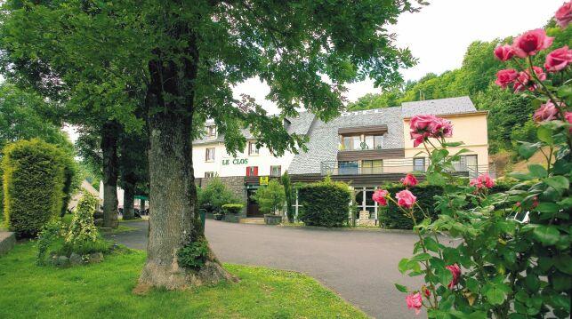 Hôtel, Restaurant et Spa Le Clos