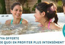 Hotspring Spas : TVA offerte