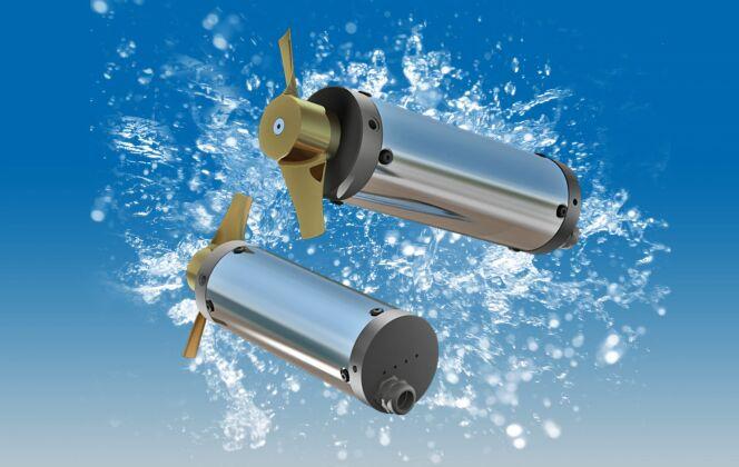 HydroStar fonctionne grâce à des turbines imaginées par les ingénieurs de BINDER. © HydroStar - BINDER