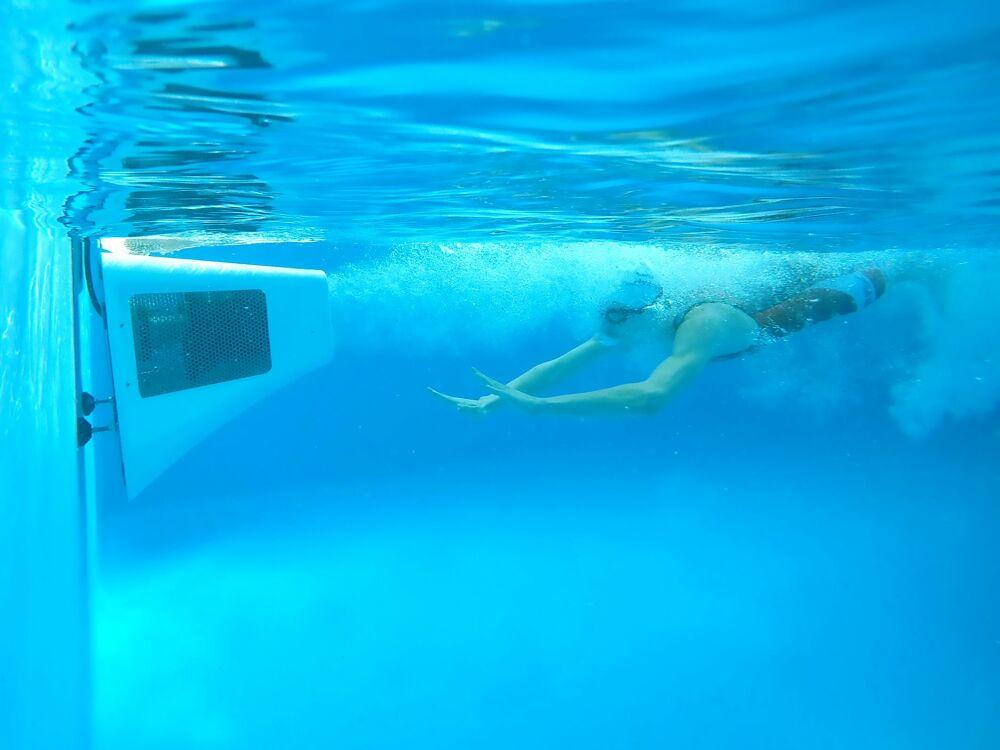 Hydrostar : testé et adopté par l'équipe nationale de natation© Hydrostar