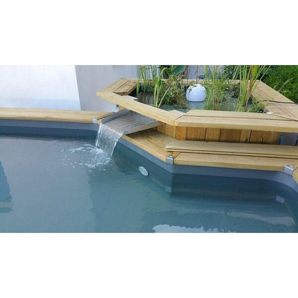 Piscine ibioexperts environnement g menos pisciniste for Environnement piscine